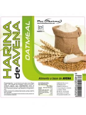 HARINA DE AVENA 1KG